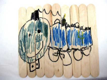 Cool Arts And Crafts With Popsicle Sticks