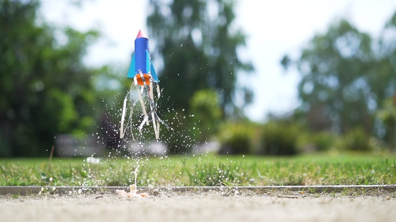 Awesome Engineering Activities: Bottle Rocket