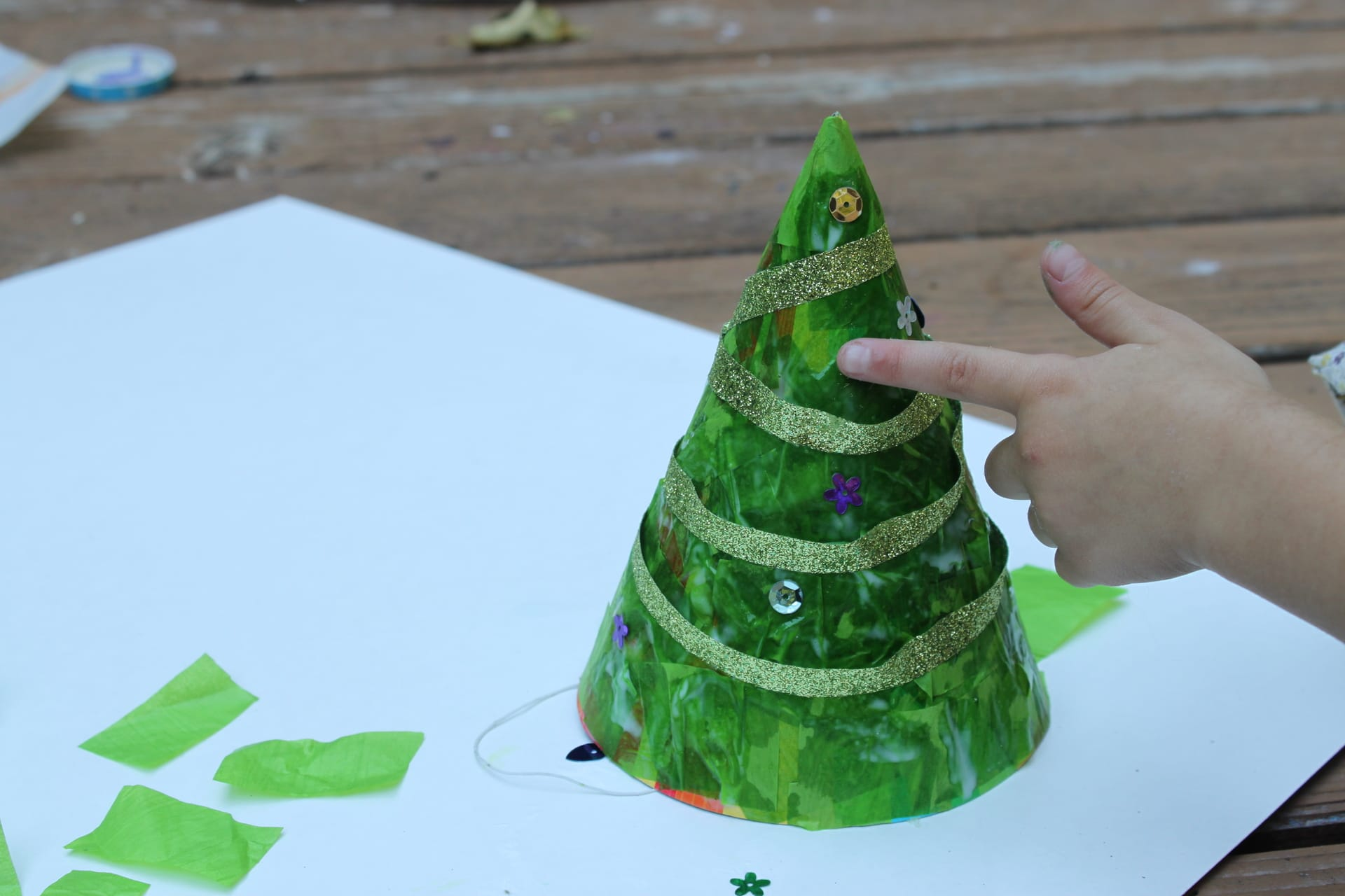 f2b6fe419ff4b Christmas Tree Hat